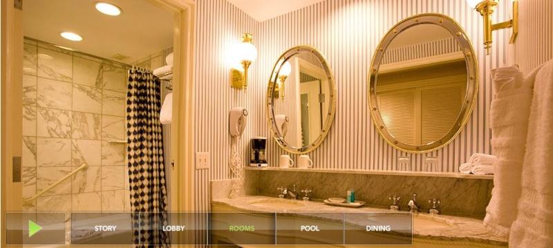 Photos r novation de l 39 h tel disney 39 s newport bay club for Interieur hotel disney