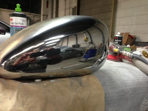 Decaper peinture carrosserie