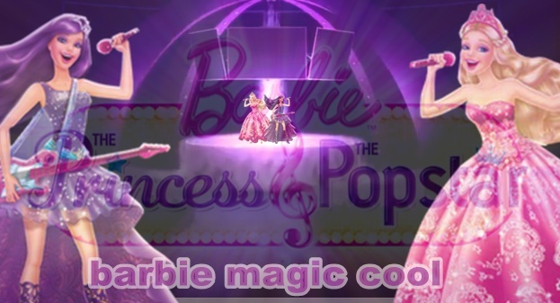 Barbie magic cool, el blog
