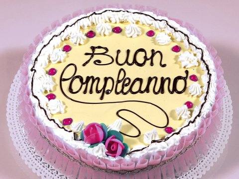 Souvent Buon compleanno Anna!!! AE67