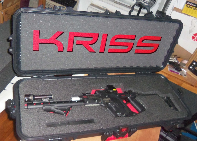project affordable kriss vector case