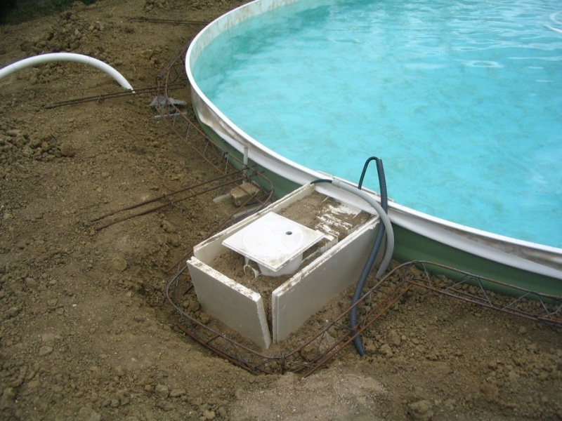 T moignage rosalie 712 for Changer margelle piscine