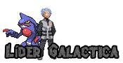 Líder Equipe Galactic