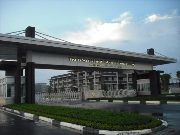 Trường Đại Học Quốc Tế Miền Đông