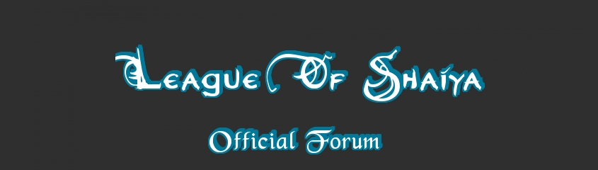 League Of Shaiya