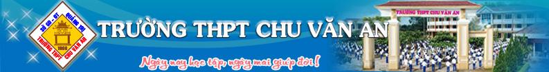 Diên đàn cựu học sinh trường THPT Chu Vă