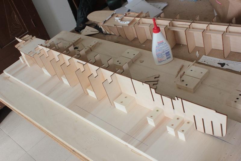 Titanic amati di lorenzo for Piani di costruzione di magazzino