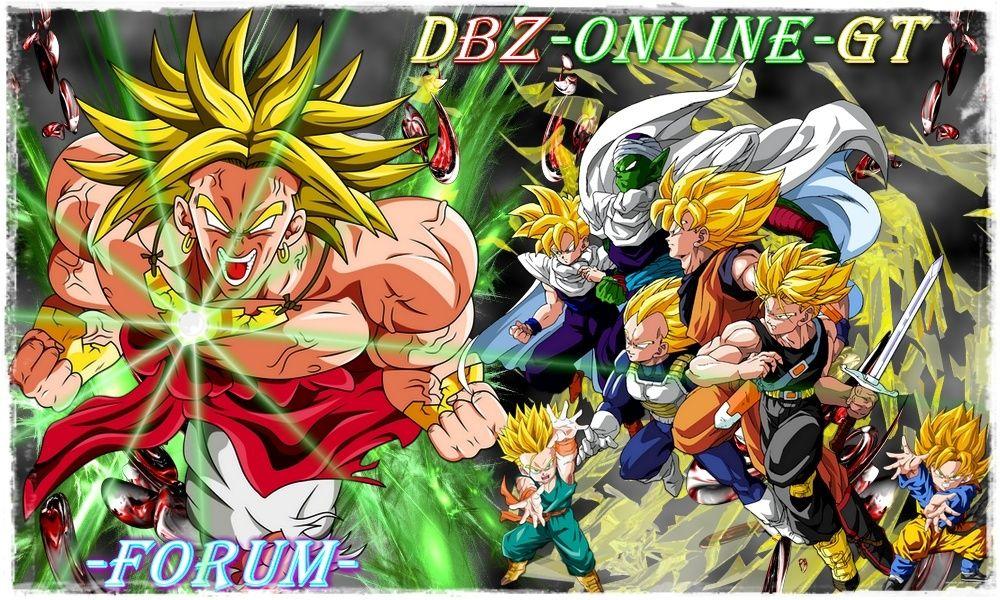 DBZ online MMORPG