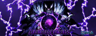 Announcements and Rules
