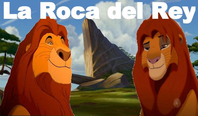 La Roca del Rey.